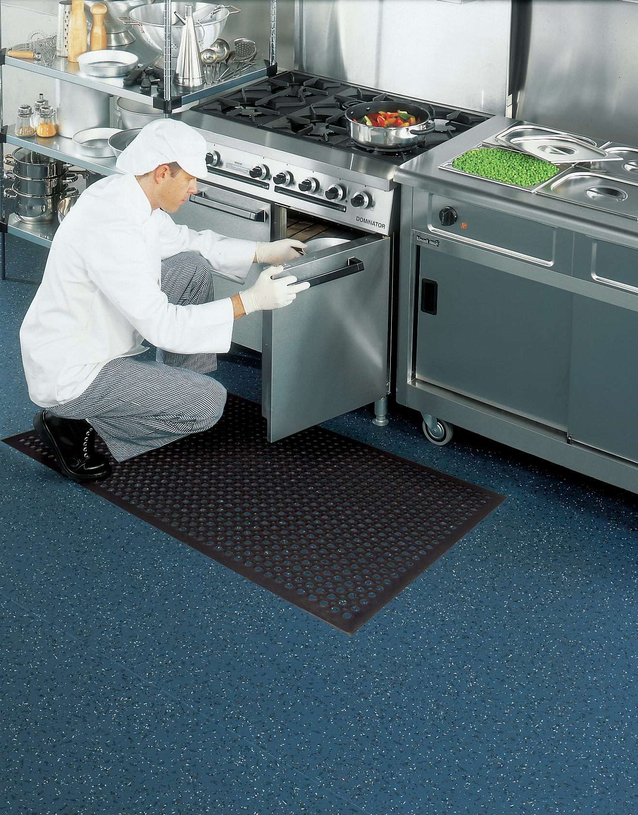 Safety Cushion Mat for Wet and Dry Areas   MatTek