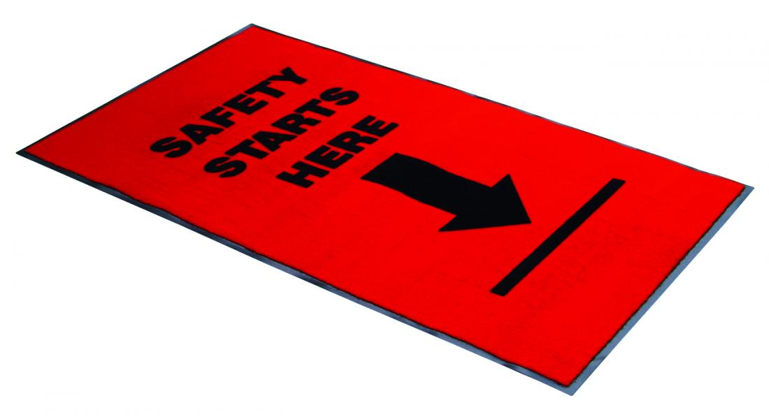 SAFETY-MESSAGE-MAT-SAFETY-STARTS-HERE